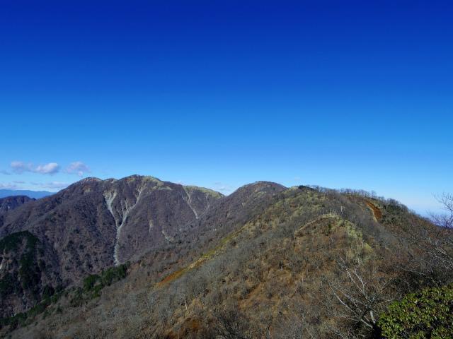 丹沢山(天神尾根~丹沢主脈)登山口コースガイド【登山口ナビ】