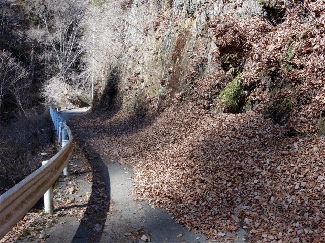 雁ヶ腹摺山(金山鉱泉~姥子山)登山口コースガイド 金山林道【登山口ナビ】