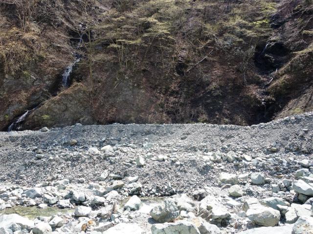 早戸大滝(最新版/台風19号後の状況)コースガイド 2つの小滝【登山口ナビ】