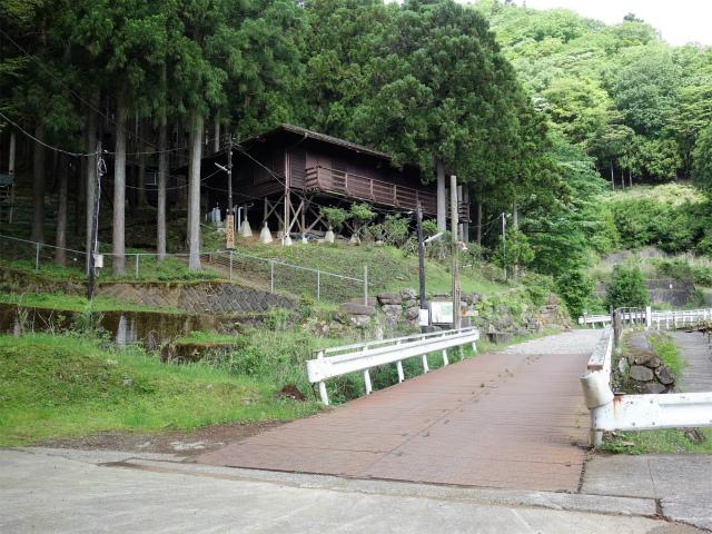 大山(日向~雷ノ峰尾根)登山口コースガイド 日向キャンプ場管理棟【登山口ナビ】