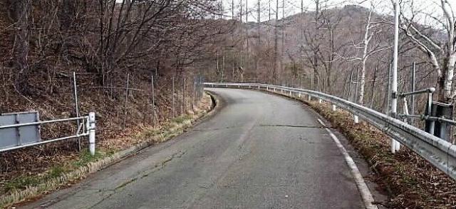 【馬越峠】長野県道2号川上佐久線の通行止【登山口ナビ】