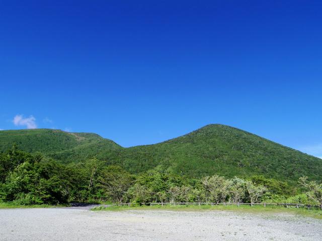 南月山(沼原~白笹山)登山口コースガイド【登山口ナビ】