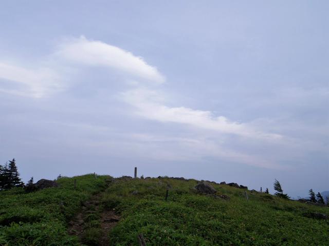 北横岳(大河原峠~双子池)登山口コースガイド 双子山山頂【登山口ナビ】