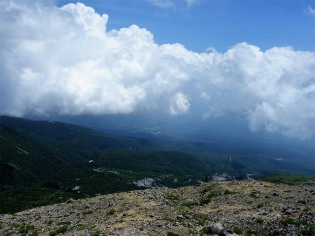 那須岳(茶臼岳~姥ヶ平)登山口コースガイド 那須岳ロープウェイ駐車場【登山口ナビ】