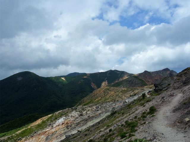 那須岳(茶臼岳~姥ヶ平)登山口コースガイド 茶臼岳巻き道【登山口ナビ】