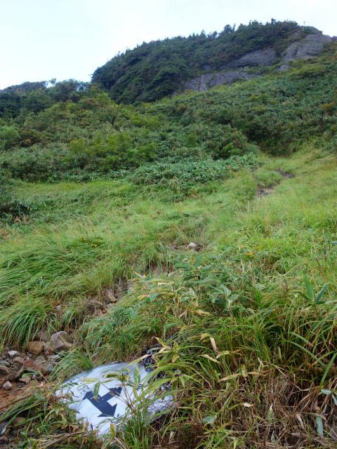 八海山(屏風道~新開道)エスケープルート分岐【登山口コースガイド】