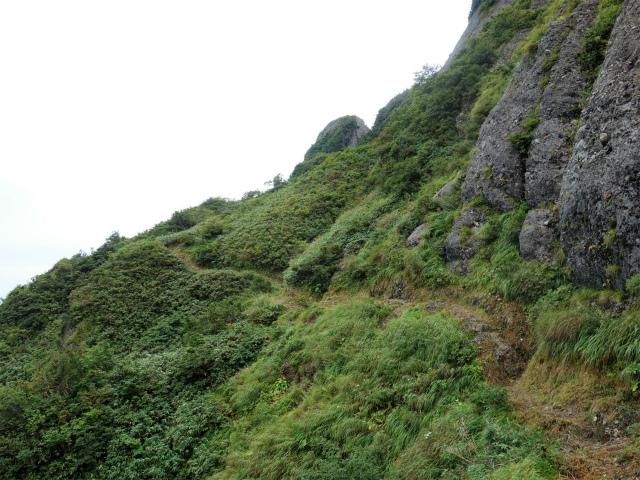 八海山(屏風道~新開道)迂回路【登山口コースガイド】