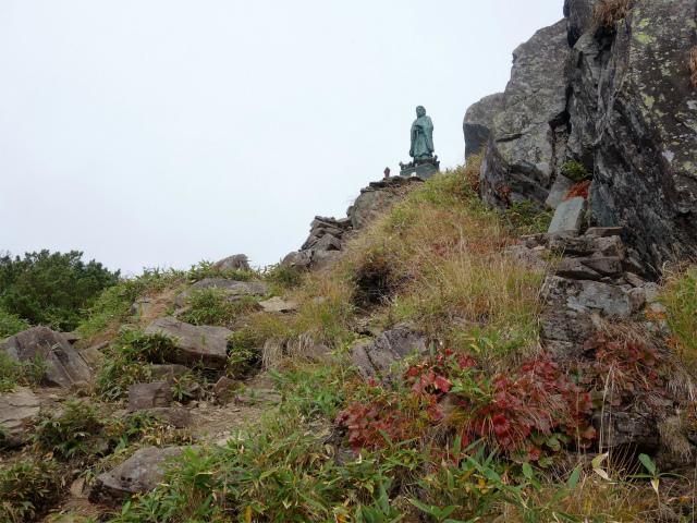 武尊山(不動岳~川場剣ヶ峰)登山口コースガイド 日本武尊像【登山口ナビ】