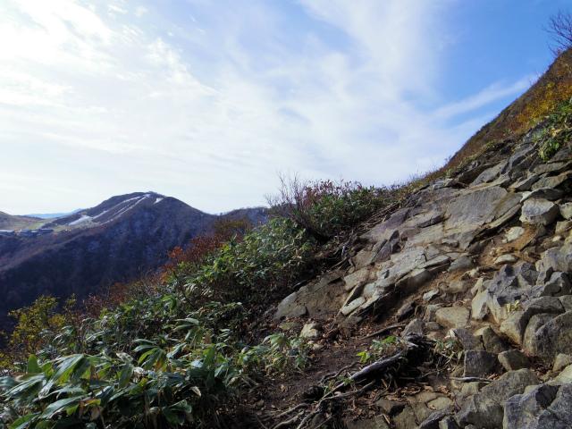 谷川岳 トマノ耳/オキノ耳(西黒尾根)登山口コースガイド 天神平の眺望【登山口ナビ】