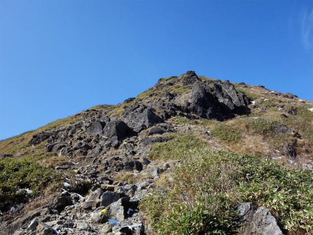 谷川岳 トマノ耳/オキノ耳(西黒尾根)登山口コースガイド 岩稜【登山口ナビ】