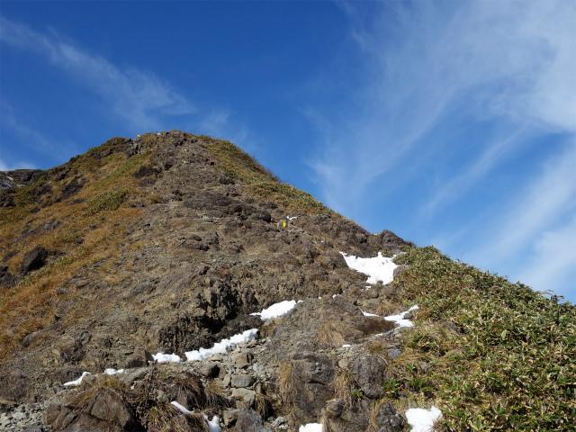 谷川岳 トマノ耳/オキノ耳(西黒尾根)登山口コースガイド【登山口ナビ】