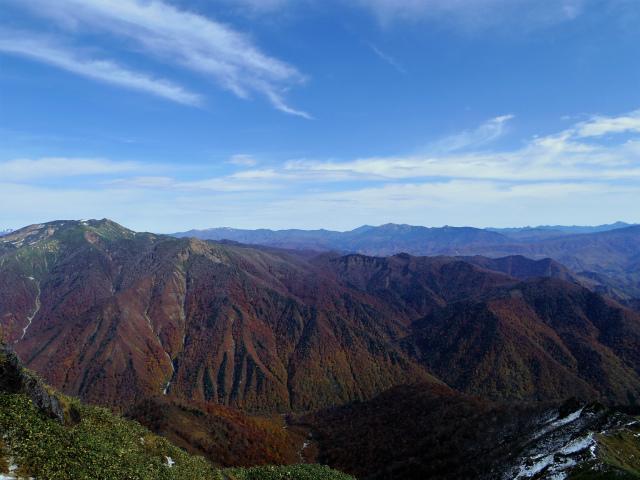 谷川岳 トマノ耳/オキノ耳(西黒尾根)登山口コースガイド 日光や越後山脈の眺望【登山口ナビ】