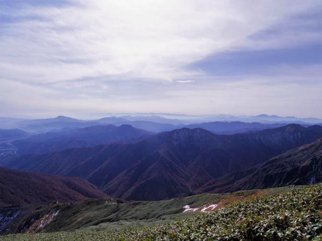 谷川岳 トマノ耳/オキノ耳(西黒尾根)登山口コースガイド 天神尾根【登山口ナビ】