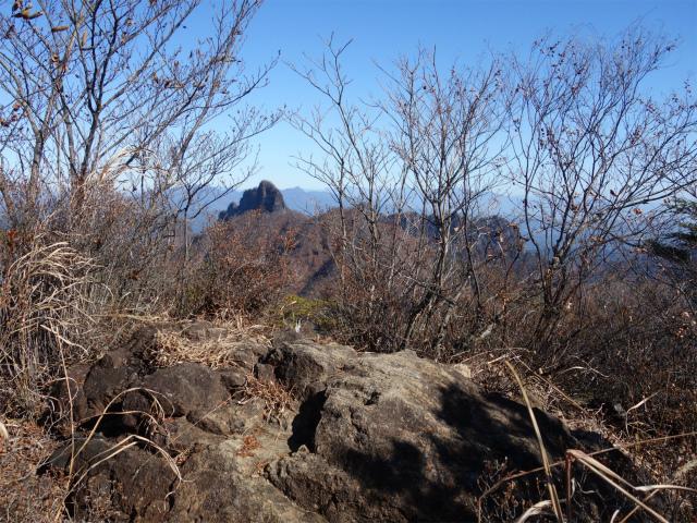 谷急山(旧国民宿舎~三方境)登山口コースガイド P2山頂【登山口ナビ】