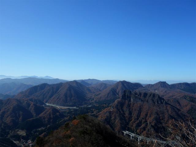 谷急山(旧国民宿舎~三方境)登山口コースガイド 谷急山山頂からの北アルプス【登山口ナビ】