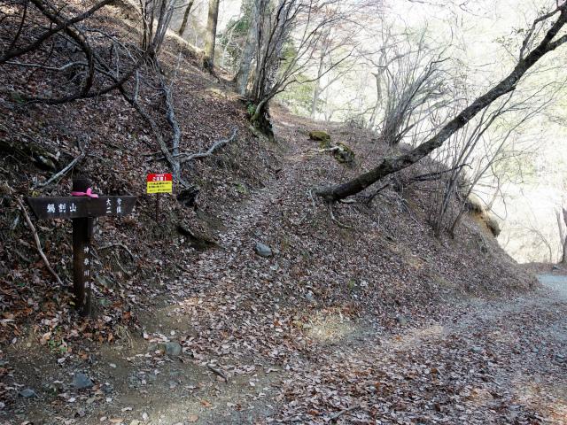 塔ノ岳(二俣~小丸尾根)登山口コースガイド 小丸尾根登山口【登山口ナビ】