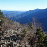 大室山(折花橋~鐘撞山)登山口コースガイド 黒岩展望台【登山口ナビ】