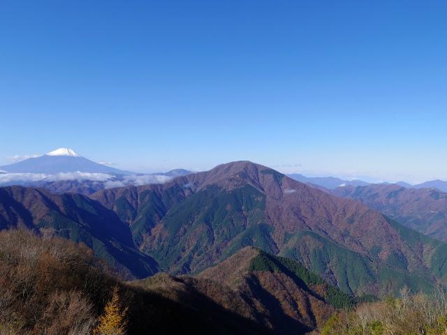 大室山(折花橋~鐘撞山)登山口コースガイド【登山口ナビ】