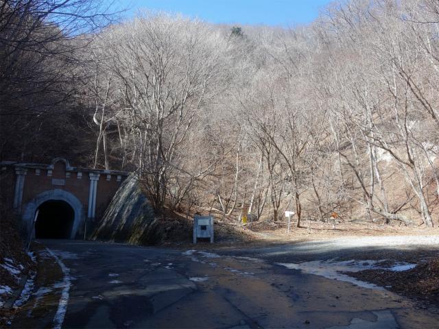 笹子雁ヶ腹摺山(吉田口~笹子峠周回)登山口コースガイド 笹子隧道【登山口ナビ】