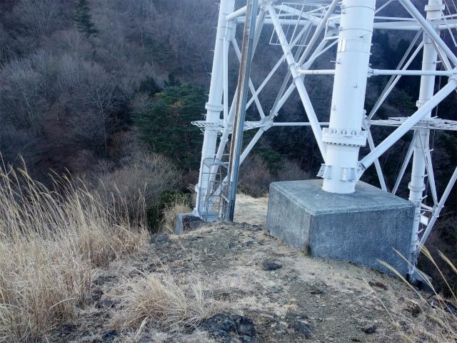 大山(地獄沢橋~大山北尾根)登山口コースガイド 送電線鉄塔直下【登山口ナビ】