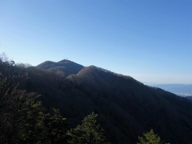 大山(地獄沢橋~大山北尾根)登山口コースガイド 稜線からの大山【登山口ナビ】