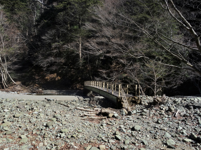 大山(一ノ沢峠~大山北尾根)登山口コースガイド 物見公園橋【登山口ナビ】