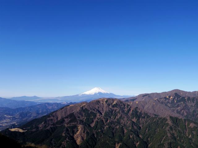 大山(札掛~大山北尾根)登山口コースガイド【登山口ナビ】