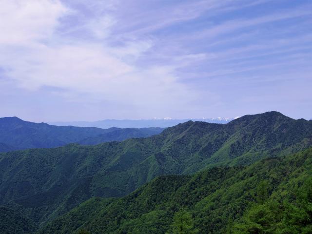飛龍山(サオラ峠~ミサカ尾根)登山口コースガイド【登山口ナビ】