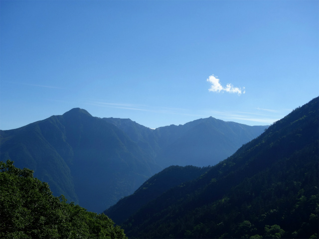 北岳(右俣コース)登山口コースガイド 鳳凰山【登山口ナビ】