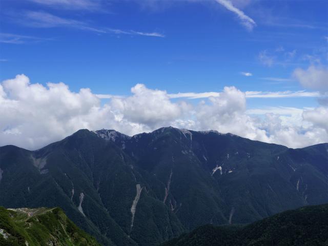 北岳(右俣コース)登山口コースガイド 鳳凰三山【登山口ナビ】