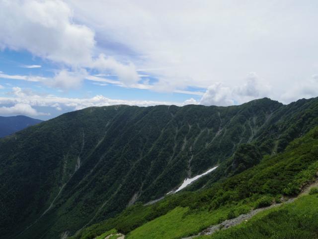 北岳(右俣コース)登山口コースガイド 池山吊尾根【登山口ナビ】