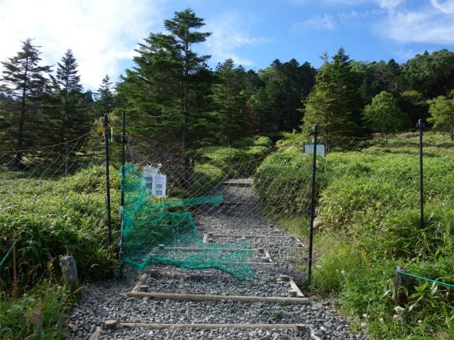 八ヶ岳・中山(麦草峠~白駒池周回)登山口コースガイド ゲート【登山口ナビ】