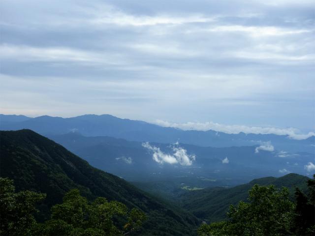 八ヶ岳・赤岳(地獄谷~ツルネ東陵)登山口コースガイド 金峰山の眺望【登山口ナビ】