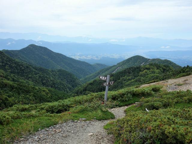 八ヶ岳・赤岳(地獄谷~ツルネ東陵)登山口コースガイド ツルネ分岐【登山口ナビ】