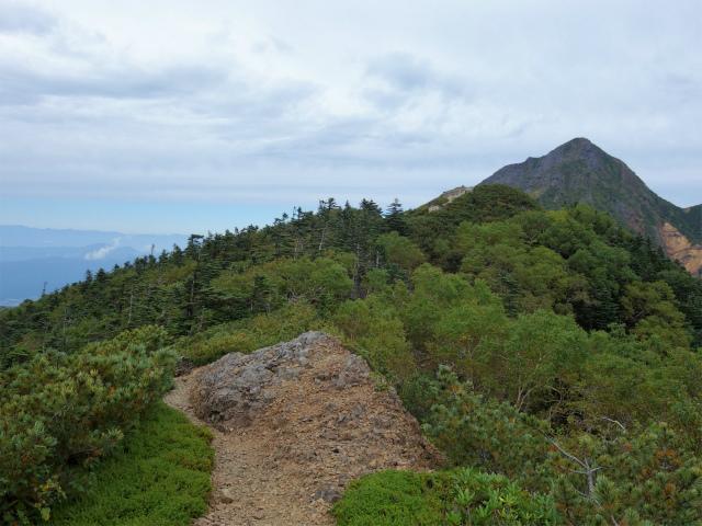 八ヶ岳・赤岳(地獄谷~ツルネ東陵)登山口コースガイド 稜線【登山口ナビ】